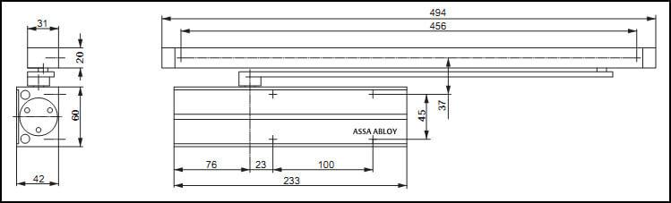 Abloy Dc130 инструкция - фото 7