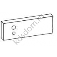 Монтажная пластина для скользящего канала TS90 EN3/4