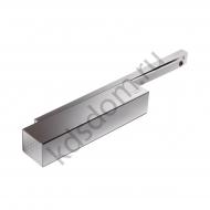 Дверной доводчик DORMA TS93 B/G EN 2-5, BC+DC со скользящим каналом (белый, серебро, т-коричневый, чёрный)