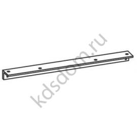 Угловая монтажная пластина для скользящего канала DORMA TS90 EN3/4