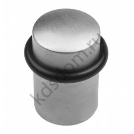 Упор дверной напольный 99503L SN- Матовый хром