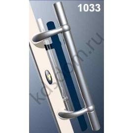 STUBLINA 1033 накладная дверная ручка