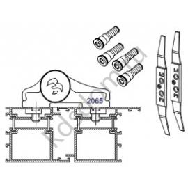 STUBLINA 2050.90 крепежные планки и 4 спецвинта