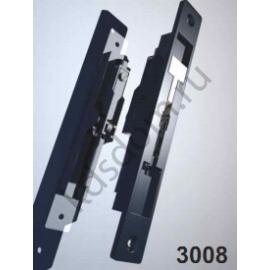 STUBLINA 3008 Шпингалет врезной 2-хсторонний. Стержни-тяги для шпингалетов 4020.28, 4020.88