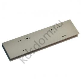 Пластина для установки DORMA TS97 на цельностеклянную дверь