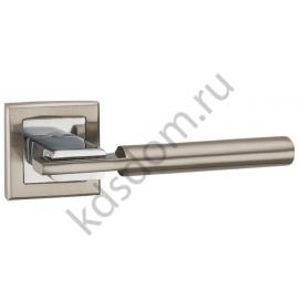 CITY QL SN/CP-3 - раздельная ручка (хром/матовый никель)