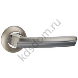 ALFA TL SN/CP-3 - раздельная ручка (хром/матовый никель)