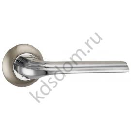 BOLERO TL SN/CP-3 - раздельная ручка (хром/матовый никель)