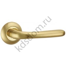 SIMFONIA TL SG/GP-4 - раздельная ручка (золото/матовое золото)