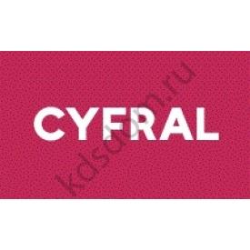 Продукция CYFRAL